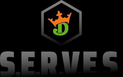 DK Serves Logo